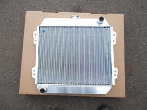 Alloy radiator