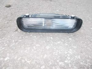 Clear front indicator units, MK3 only