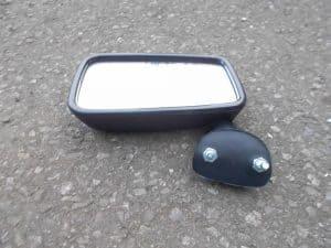 Passenger Door Mirror Mk2/3 Plastic Body