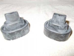 MK2 3 Rear handbrake lever rubbers