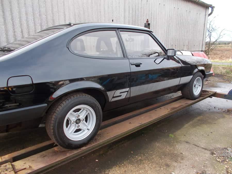Mk3 3.0 Sport in Black