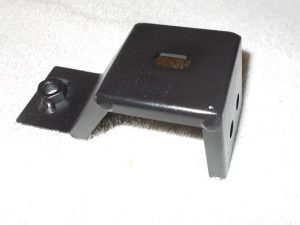front bumper corner mounting-bracket