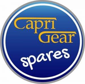 spares for capris